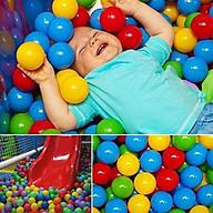 Nhà bóng cho bé, Quây bóng cho bé lục giác kèm 100 bóng thumbnail