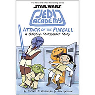 Attack of the Furball (Star Wars Jedi Academy 8) thumbnail