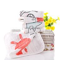 Combo 5 khăn Bông Cho Trẻ 30x30 thumbnail