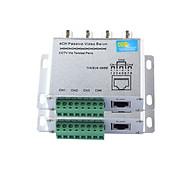 Bộ chuyển đổi tín hiệu video từ cáp đồng trục sang cáp mạng lan rj45 4 kênh - BL4CH - Hàng Chính hãng thumbnail