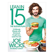Lean in 15 - The Sustain Plan 15 Minute Meals and Workouts to Get You Lean for Life (Paperback) thumbnail