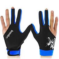 Găng tay bida cao cấp chống trơn trượt, thông thoáng bàn tay thumbnail
