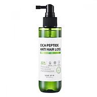Xịt Dưỡng Giảm Gãy Rụng và Xơ Rối Tóc Some By Mi Cica Peptide Anti Hair Loss Derma Scalp Tonic 150ml thumbnail