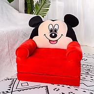 Ghế Lười Bông Cho Bé Hình Thú Chuột Mickey thumbnail