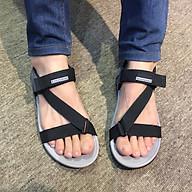 Giày sandals học sinh quai dù mềm êm chân siêu bền, không ngại mưa nắng, rửa nước thoải mái DA612 thumbnail