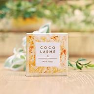 Xà Phòng Rửa Mặt Loại Bỏ Mụn Đầu Đen Cocolarme Mild Soap (85g) thumbnail