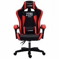 Ghế chơi game Extreme Zero Series Đen Đỏ - Hàng nhập khẩu thumbnail