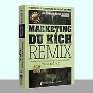 Sách - Marketing Du Kích REMIX - Maketing Du Kích Cho Doanh Nghiệp Từ A Đến Z thumbnail