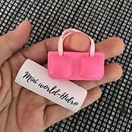 Túi xách giỏ mini dùng cho búp bê thumbnail