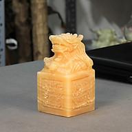 Ân Rồng Phong Thủy Ngọc Hoàng Long Roxi 12cm - MS002 thumbnail