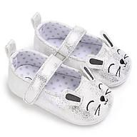 Giày tập đi búp bê cho bé gái 0-18 tháng hình thỏ đáng yêu TD18 thumbnail