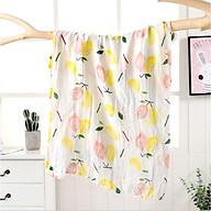 Khăn tắm cho bé (Size lớn) khăn sợi tre kháng khuẩn mềm mại, họa tiết đáng yêu cho bé (Nhiều họa tiết) thumbnail