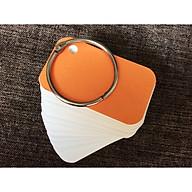 1000 thẻ flashcard trắng siêu dày bo góc 5x8 kèm khoen +bìa cứng 3D học ngoại ngữ(bìa giao màu ngẫu nhiên) thumbnail