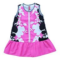 Đầm Đuôi Cá Hoa Hồng Đen Ren Giữa Bé gái Cuckeo kids - T41920 thumbnail