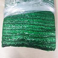 Lưới che nắng tấm 3x5m - Xanh thumbnail