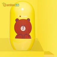 Bộ cắt, bấm móng tay cho bé Bamboo Life Đồ bấm, cắt móng tay cho trẻ sơ sinh Bộ dụng cụ cắt, bấm móng tay cho bé an toàn hàng chính hãng BL070 thumbnail
