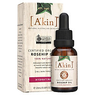 A kin Certified Organic Rosehip Oil 20ml thumbnail