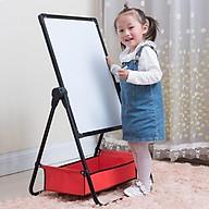 Bảng vẽ giáo dục 2 mặt đa năng cho bé từ 2 đến 6 tuổi (Giao ngẫu nhiên) thumbnail