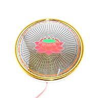 Đèn hào quang cơ hoa sen 30 cm thumbnail