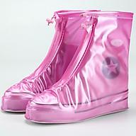 Bao Giày Đi Mưa - Áo Mưa Bọc Giày Dép Thời Trang Size Từ 28 Đến 46 thumbnail