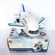 Robot Máy Bay Biến Hình Và Phát Nhạc Cho Bé thumbnail