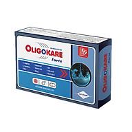 Viên uống tăng chất lượng tinh trùng OLIGOKARE Forte (Hộp 30 viên) - Hỗ trợ điều trị hiếm muộn, vô sinh ở nam giới - Nhà máy liên doanh với Medinej-USA và đạt chuẩn GMP-WHO thumbnail