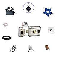 Bộ khóa cổng điện tử thông minh SG-202P thumbnail