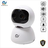 Camera Ip Trong Nhà Việt Star Quốc Tế Model CC2023, Độ Phân Giải FULL HD 2K, Zoom 10X, Dùng APP CARECAM PRO - Hàng Chính Hãng thumbnail