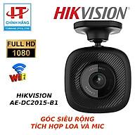 Camera ha nh tri nh HIKVISION AE-DC2015-B1 , full HD , Go c Siêu Rô ng , Tích hợp Míc và Loa - Hàng Chính Hãng thumbnail