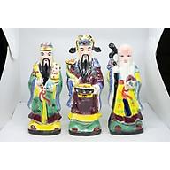 Bộ tượng Tam Đa Phúc Lộc Thọ bằng sứ thumbnail