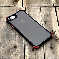 Ốp lưng chống sốc toàn phần dành cho iPhone 7 8 SE 2020 - Màu đen thumbnail