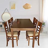 Bộ Bàn ăn 6 ghế phong cách Hàn Quốc - Perfect B105 thumbnail