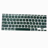 Lót bàn phím in chữ cho Macbook Alphabet Silicone Skin Keyboard - Hàng Chính Hãng thumbnail