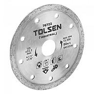 Đĩa Cắt Đa Năng Tolsen 76743 - Bạc (125 x 22.2 mm) thumbnail