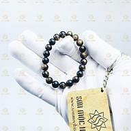 Vòng tay trầm hương sánh chìm phong thủy tròn đơn 8 ly 21 hạt nữ Sơn Mộc Hương mang lại may mắn và thành công (không râu) thumbnail