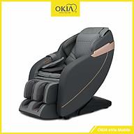 Ghế Massage Toàn Thân OKIA Smart I1 KWH970 - Mát Xa Toàn Thân - Mát Xa Vai Cổ, Chân, Lưng, Tay thumbnail