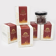 Combo 5 Hộp Saffron KingDom - Nhụy Hoa Nghệ Tây Iran Loại Super Negin Thượng Hạng (Hộp 1 Gram) thumbnail