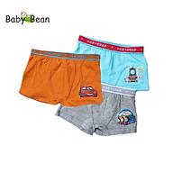 Set Quần Chíp Đùi 3 chiếc bé trai BabyBean (3 MÀU KHÁC NHAU) thumbnail