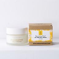 Gel Dưỡng B5 Phục Hồi, Tái Tạo Da Lành Tính - Rejuvenating Herbal Oil Free Gel Cream 30g - Zakka Naturals thumbnail