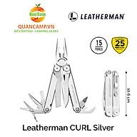 Kìm đa năng Leatherman CURL 15 tools thumbnail