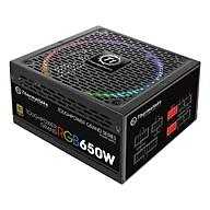 Nguồn Máy Tính PSU Thermaltake Toughpower Grand 650W RGB Gold PS-TPG-0650FPCGEU-R 140mm - Hàng Chính Hãng thumbnail