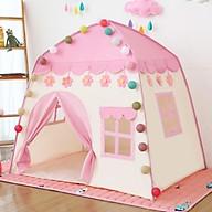 Lều công chúa lều hoàng tử cao cấp cỡ đại cho bé thumbnail