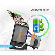Thiết bị thu phóng màn hình điện thoại đi động thông minh L8 ( Cổng sạc Micro USB, kết nối bluetooth)- Tặng quạt nhựa mini cắm cổng USB giao màu ngẫu nhiên thumbnail