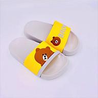 Dép gấu xinh xinh cho bé 2-5 tuổi_D10 thumbnail