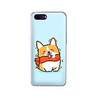 Ốp lưng dẻo cho điện thoại Oppo A3s - 01102 7869 DOG01 - Hàng Chính Hãng thumbnail