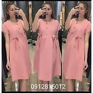 Váy bầu thiết kế công sở đẹp xinh yêu thumbnail