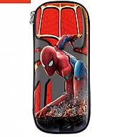 Hộp bút cho bé trai in 3D hình siêu nhân người nhện Batman nhân vật hoạt hình E86 thumbnail