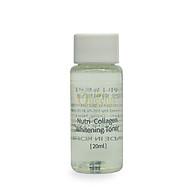 Nước hoa hồng Collagen Queenie trải nghiệm dưỡng trắng, se khít lỗ chân lông 20ml - Mỹ Phẩm Hàn Quốc thumbnail