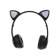 Tai Nghe Mèo Bluetooth P47M PRO , Headphone Tai Mèo Dễ Thương Có Mic, Âm Bass Mạnh Mẽ Và Dung Lượng Pin Khủng 400mAh thumbnail