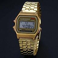Đồng hồ điện tử thời trang thông minh nam nữ dây hợp kim cao cấp ZO51 thumbnail